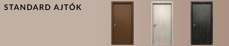 Standard ajtók