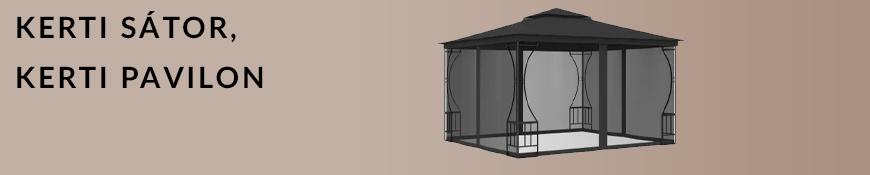 Kerti sátor, kerti pavilon