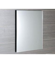 Sapho ACCORD fürdőszoba tükör fazettával 40x60 cm, lekerekített sarkokkal, akasztó nélkül MF422