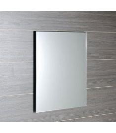 Sapho ACCORD fürdőszoba tükör fazettával 50x70 cm, lekerekített sarkokkal, akasztó nélkül MF436