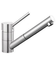 Blanco ANTAS-S mosogató csaptelep, kihúzható zuhanyfejes, króm HD, 515348