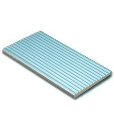 AQUA AZUL /AS 001 11.9x24.4 bordázott felületű lap csúszásmentes Rosagres