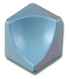 AQUA AZUL 114 4x4 homorú alsó sarokelem Rosagres