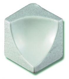 AQUA BLANCO 114 4x4 homorú alsó sarokelem Rosagres