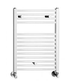 AQUALINE fürdőszoba radiátor, 50x65 cm, 305W, fehér ILR65