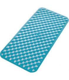 AQUALINE GEO csúszásgátló kádba 36x71 cm, kék, 97367111