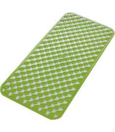 AQUALINE GEO csúszásgátló kádba 36x71 cm, zöld, 97367104