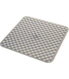 AQUALINE GEO csúszásgátló zuhanyfülkébe 53x53 cm, bézs, 97535303