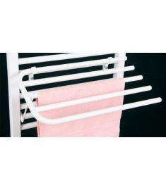 AQUALINE Lecsukható szárító, 24 cm, fehér, 25-03-SV450