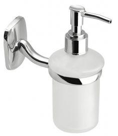 AQUALINE RUMBA szappanadagoló, tejüveg, 150 ml, RB119