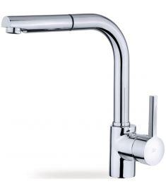 Teka ARES ARK 938 mosogató csaptelep, kihúzható zuhanyfejes 23.938.12.00