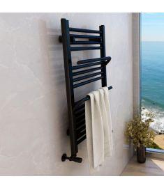 Arezzo Design SMART ANTRACIT törölközőszárító radiátor, 80x50 cm, fekete, AR-SM8050A