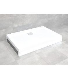 ARGOS D zuhanytálca előlap, króm, 90 cm 001-510084001 Radaway