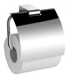 Ferro AUDREY fedeles WC papír tartó, króm AD15