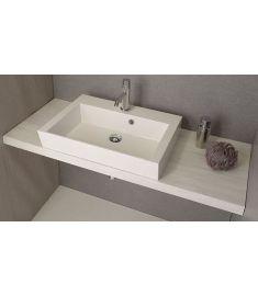 Sapho AVICE mosdópult 130x50 cm, tölgy antik fehér AV135