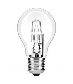 Avide CLASSIC halogén izzó, 28W, E27, meleg fehér fényű AHG27WW-28W