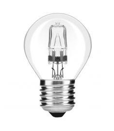 Avide CLASSIC MINI halogén izzó, 28W, E27, meleg fehér fényű AHMG27WW-28W