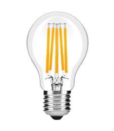 Avide FILAMENT GLOBE retro LED izzó, E27, 8W, meleg fehér fényű ABLFG27WW-8W
