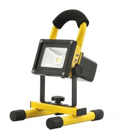 Avide RECHARGABLE FLOOD LIGHT akkumulátoros LED reflektor, 10W, 4000K ABRFLNW-10W