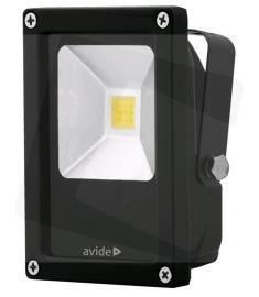 Avide SLIM FLOOD LIGHT LED reflektor, 10W, természetes fehér fényű ABSFLNW-10W