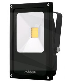 Avide SLIM FLOOD LIGHT LED reflektor, 20W, természetes fehér fényű ABSFLNW-20W
