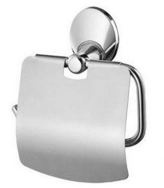 Bisk EMOTION fedeles WC papír tartó, krómozott 3106