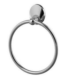 Bisk EMOTION törölközőtartó gyűrű, krómozott 3111