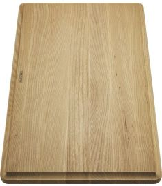 Blanco FARON XL 6 S kőrisfa vágódeszka, 32.9x29.35 cm, Kőrisfa vágódeszka 237118