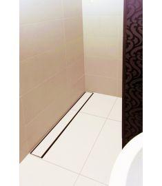 Medo Trade Burkolható rozsdamentes zuhanyfolyóka rács (15 mm)