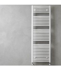 Caleido RONDINE törölközőszárító radiátor, íves, 76.5x60 cm, fehér 250760