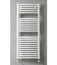Caleido MARABÚ törülközőszárító radiátor, egyenes, 123.3x50 cm, fehér 123500