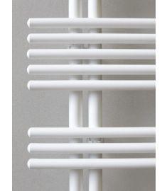 Caleido PAVONE törülközőszárító radiátor, egyenes, 85.6x51 cm, fehér 515008