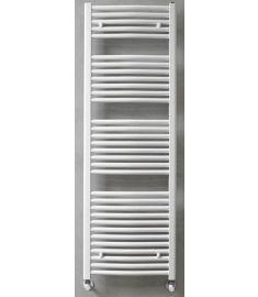 Caleido RONDINE törölközőszárító radiátor, íves 150.5x50 cm, fehér 251550