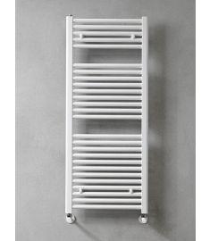 Caleido ULISSE törölközőszárító radiátor, egyenes 118.5x40 cm, fehér 401225