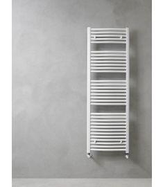 Caleido ULISSE törölközőszárító radiátor, egyenes 150.6x40 cm, fehér 401525
