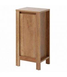 Comad CLASSIC OAK alacsony fürdőszoba szekrény, 85x40x35 cm, 810, tölgy cl2