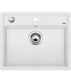 Blanco DALAGO 6 gránit mosogató, 61.5x51 cm, fehér, dugókiemelővel, 514199
