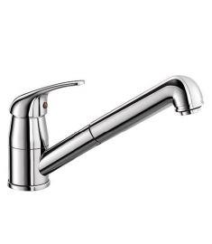 Blanco DARAS-Smosogató csaptelep, kihúzható zuhanyfejes, króm HD, 517731