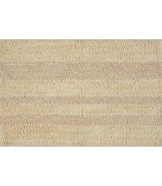 AQUALINE DELHI fürdőszoba szőnyeg, 50x80 cm, pamut, bézs DE508003