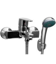Sanimix DELTA kádtöltő csaptelep, zuhanyszettel 035.5.1