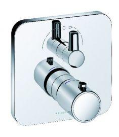 Kludi E2 kádtöltő csaptelep, termosztátos 498300575