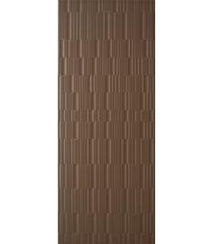 Egeseramik ALTERNA RELIEF BROWN csempe, matt, 20x50 cm, barna színű, ALT31