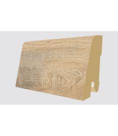 Egger Bardolino Oak dekorfóliás szegőléc, 240x1.7x6 cm, L385 219369EPL035