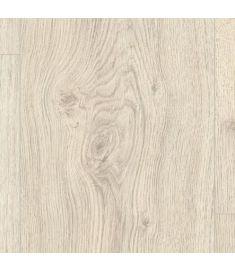 Egger Asgil Oak white fózolt laminált padló, fehér tölgy, 129.1x24.6 cm, 8 mm 363 527