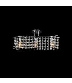 Elmark ANNA kristály csillár, 3xE14, króm, 955ANNA3