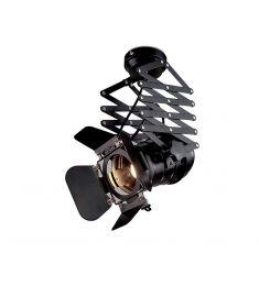 Elmark CINEMA mennyezeti lámpa, 1xE27, fekete, 955CINEMA1