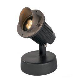 Elmark GRF kerti lámpa, 1xGU5.3, fekete/antik/bronz, 96GRF190B/AB