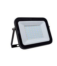 Elmark HELIOS kültéri LED reflektor, 100W, 5000-5500K/hideg fehér, fekete, 98HELIOS100