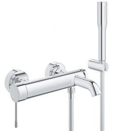 Grohe ESSENCE kádtöltő csaptelep zuhanyszettel 33628001