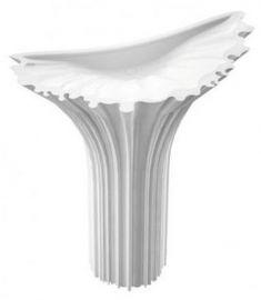 Marmorin FLORA öntött márvány álló mosdó 76.2x91 cm 525075020010